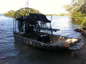 Air Boat Maintenance and Repair Mobile Services